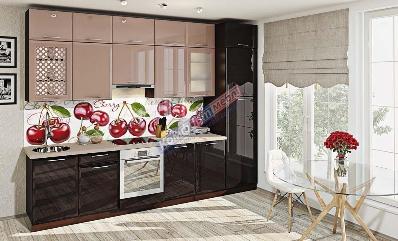 Модульна кухня Хай-тек глянець 14