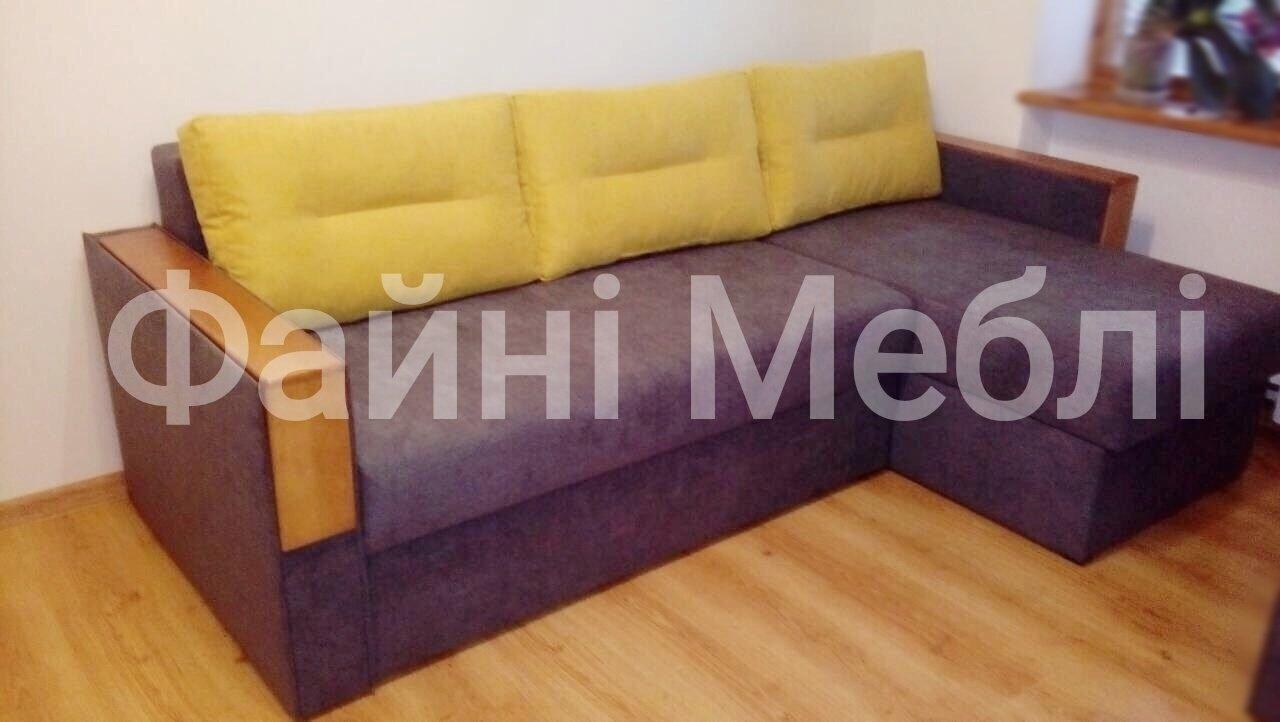 Угловой диван Бахур + Видеообзор 11