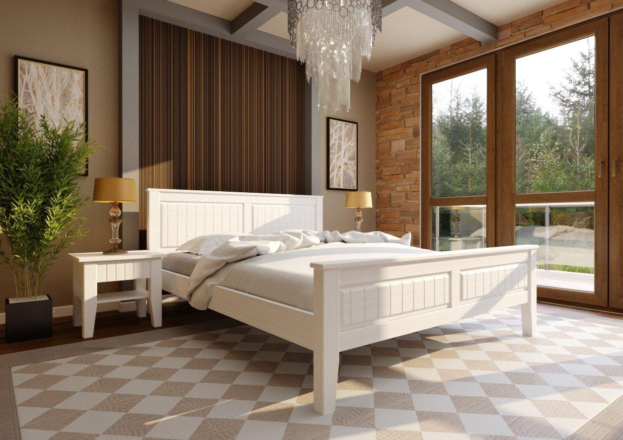 Ліжко Глорія високе ізніжжя 0