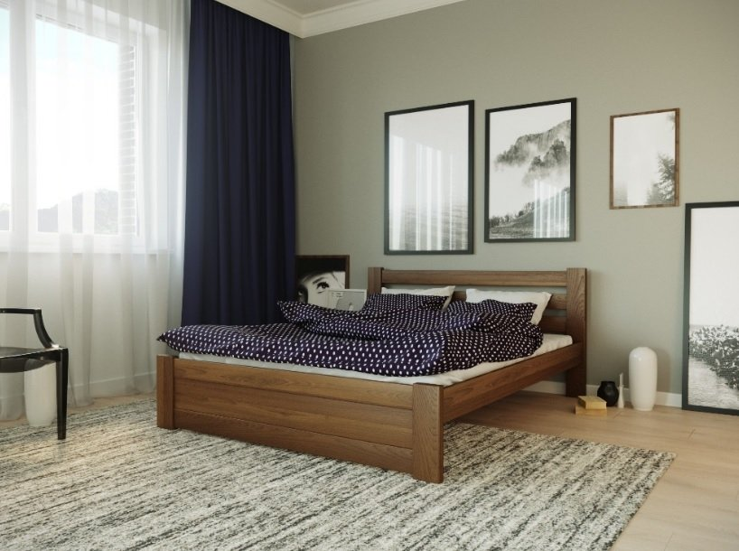 Кровать Жасмин Лев 5