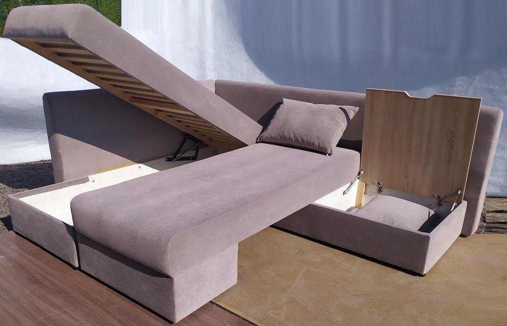 Кутовий диван Преміум + Відеоогляд 13