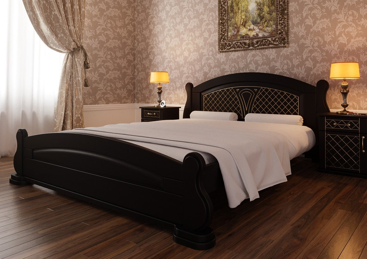 Ліжко Женева Преміум 2