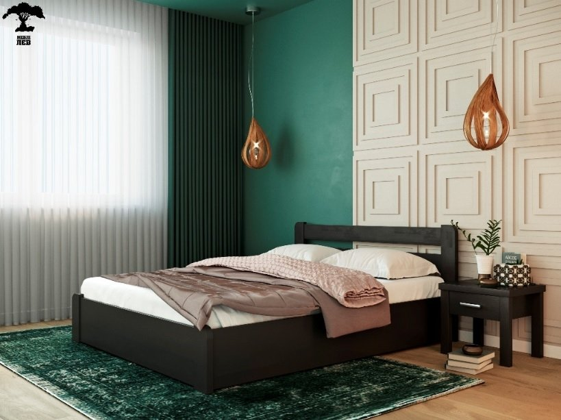 Кровать Лира с механизмом 3