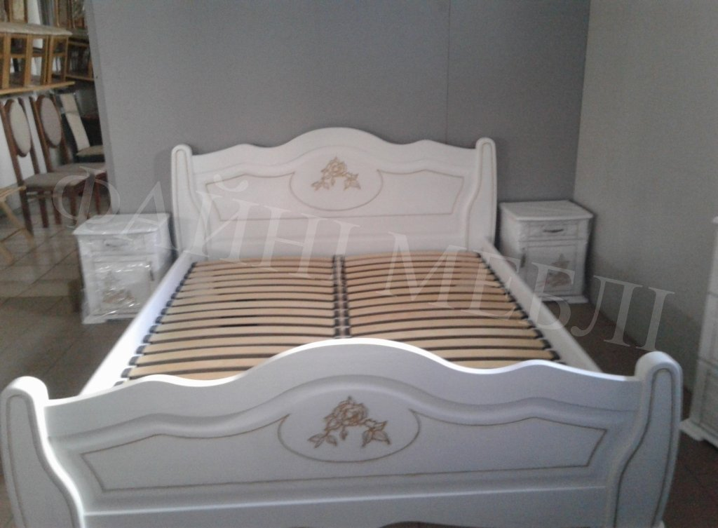 Кровать Мальва Премиум 10