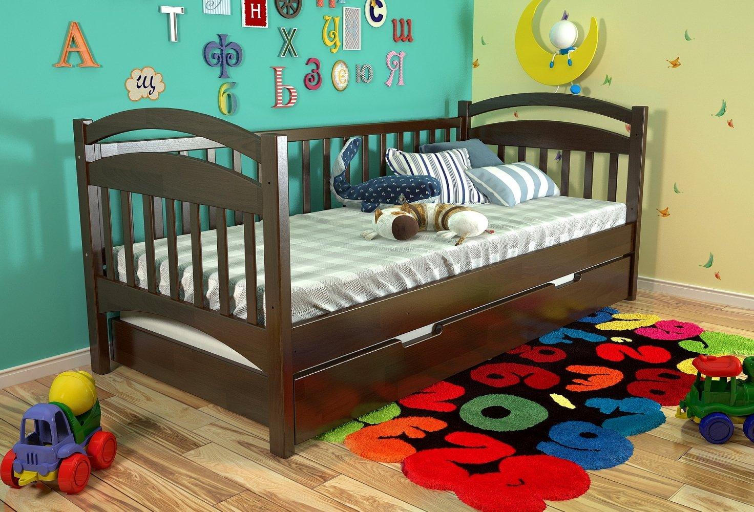 Ліжко Аліса 4