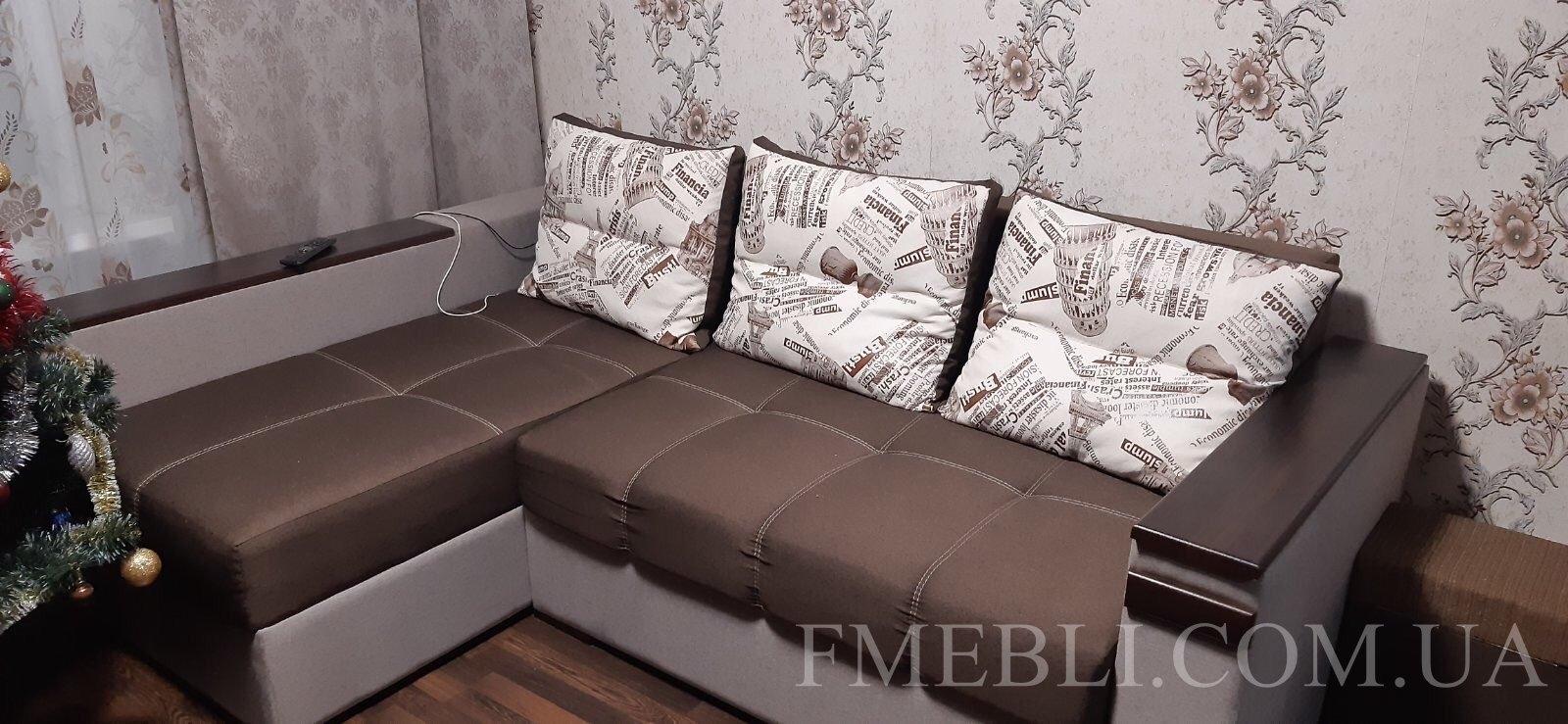 Кутовий диван Легінь 2 +Відеоогляд 4