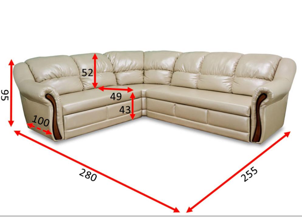 Угловой диван Редфорд 32 1