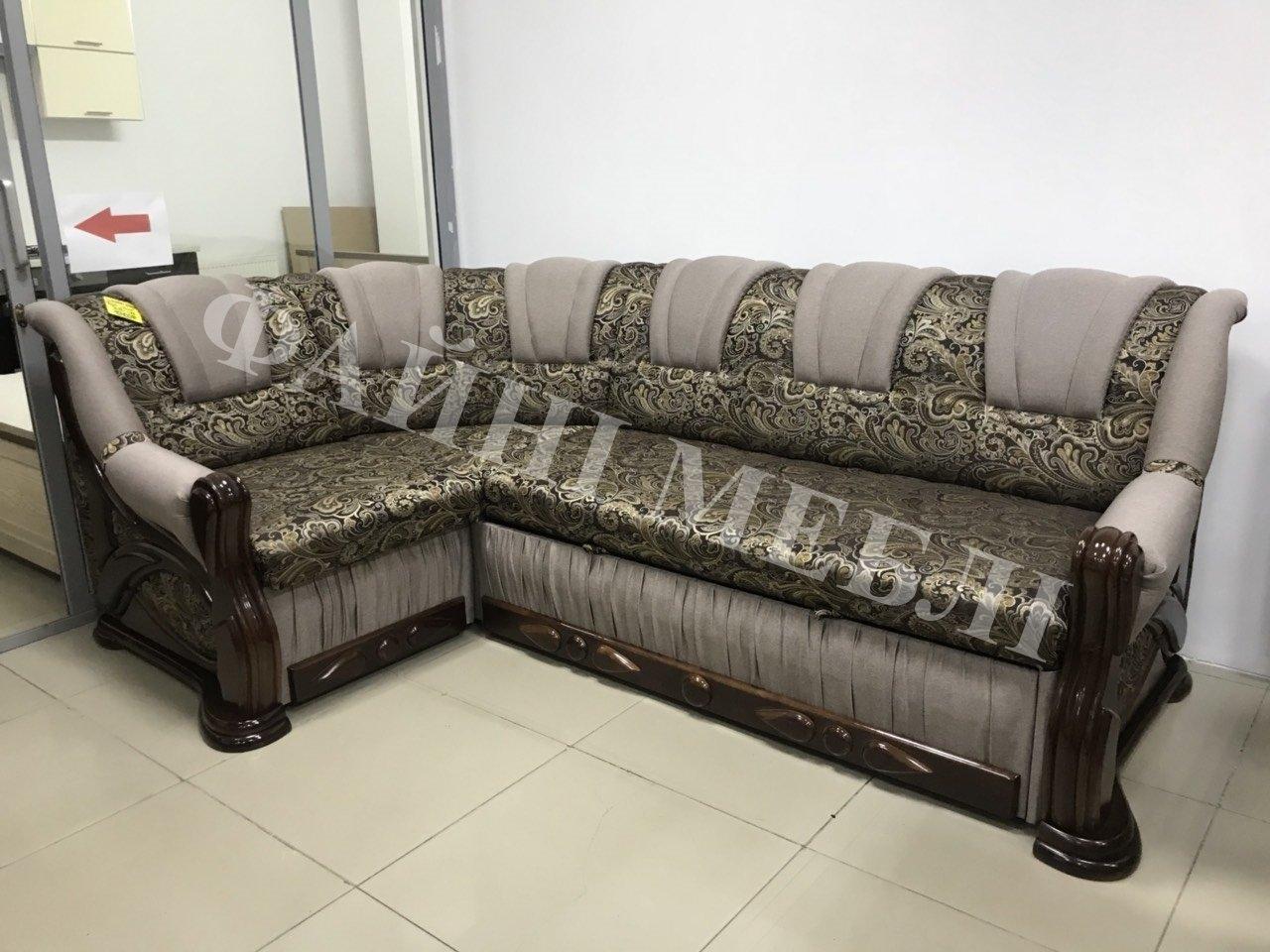 Угловой диван Шик 6