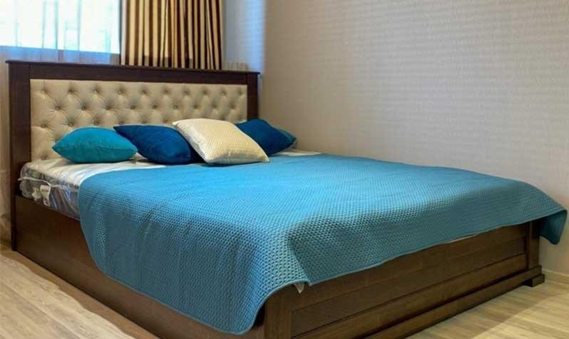 Ліжко ЛОРД М50 з механізмом ЛЕВ 2