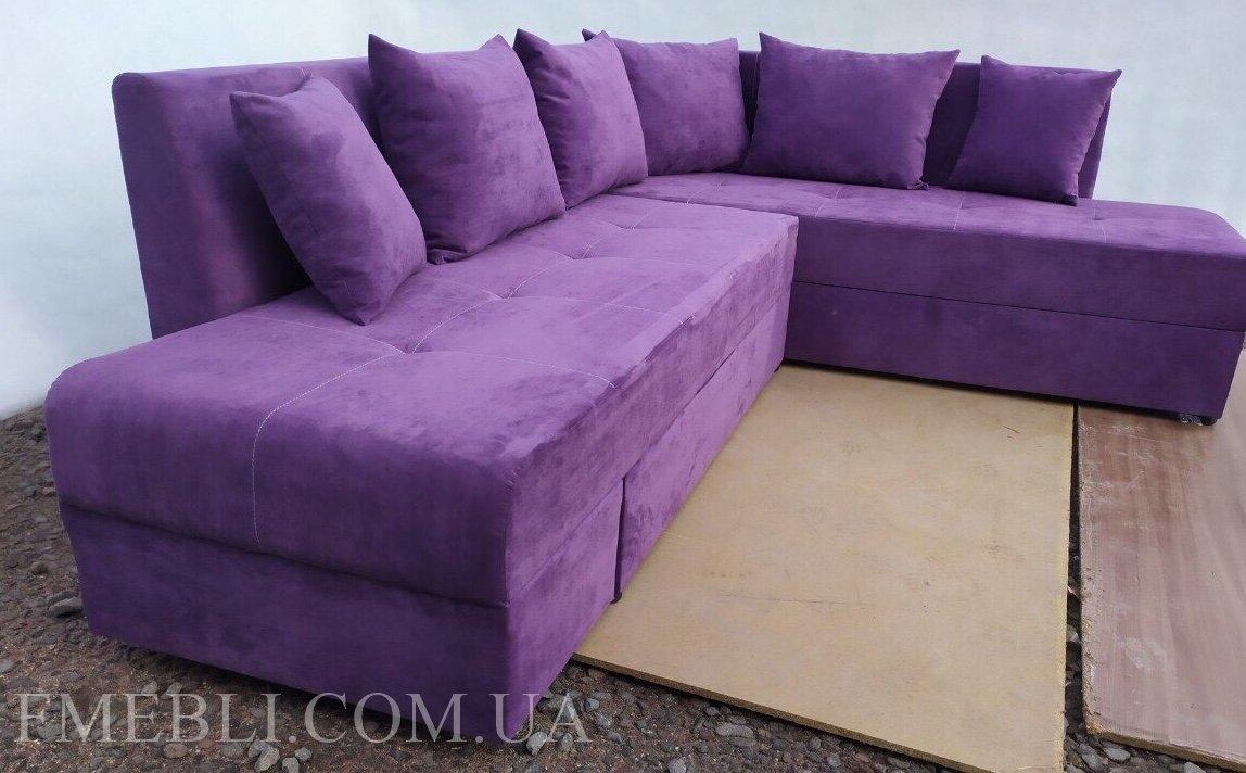Кутовий диван Преміум + Відеоогляд 9