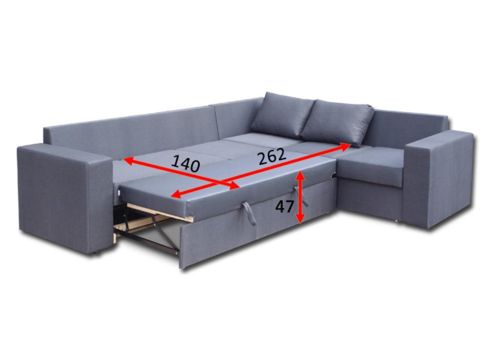 Кутовий диван Чікаго 32-В 10