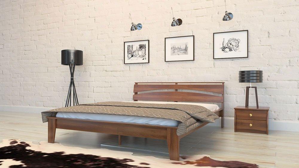 Кровать Венеция (твердая спинка) 6