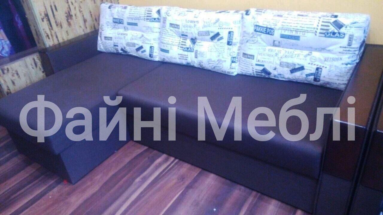 Кутовий диван Мадрид Ортопедичний + Відеоогляд 3