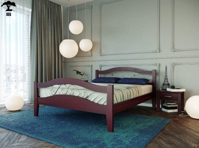 Ліжко Афіна-2 Лев 6