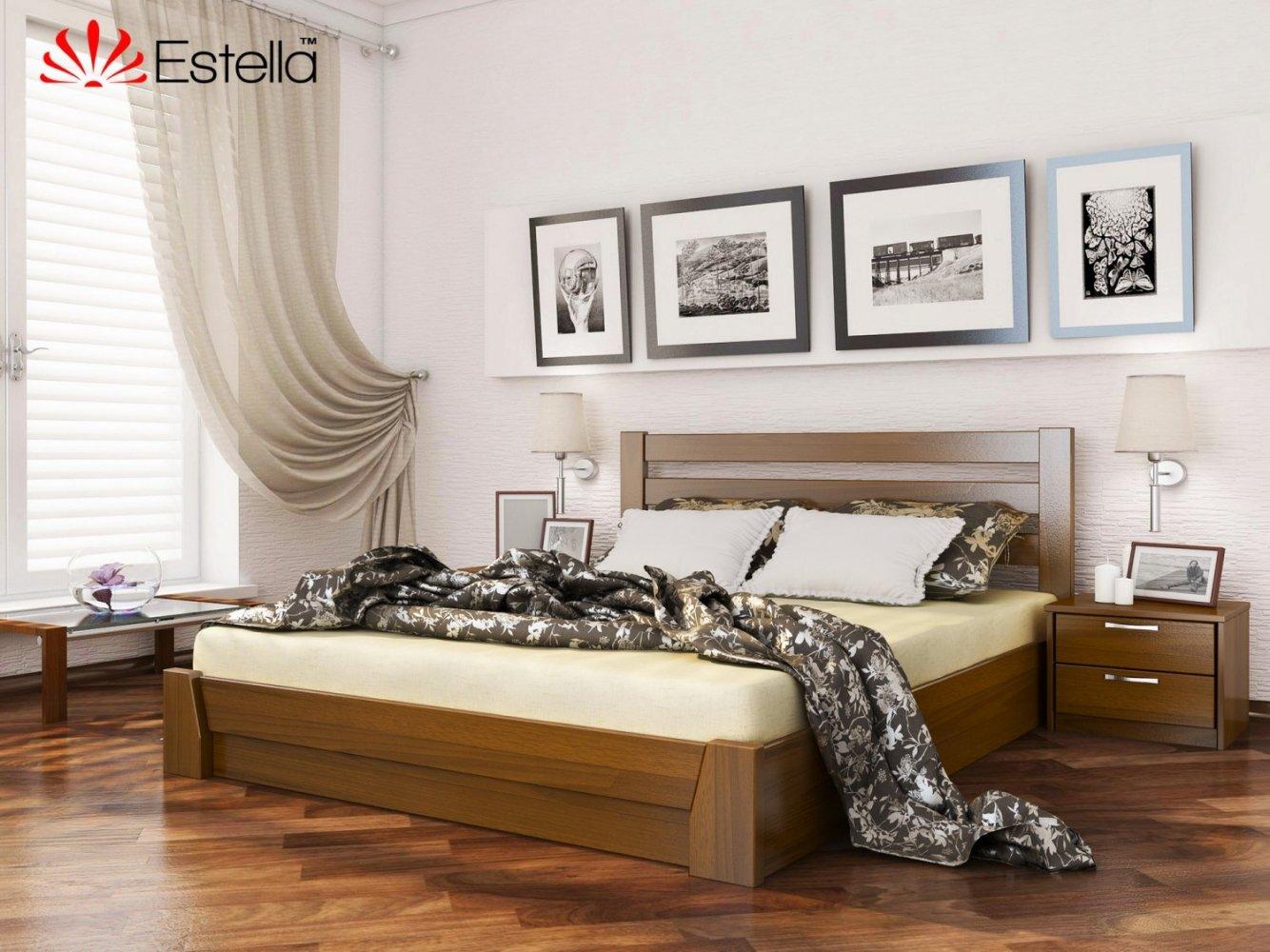 Ліжко Селена з підйомником 14