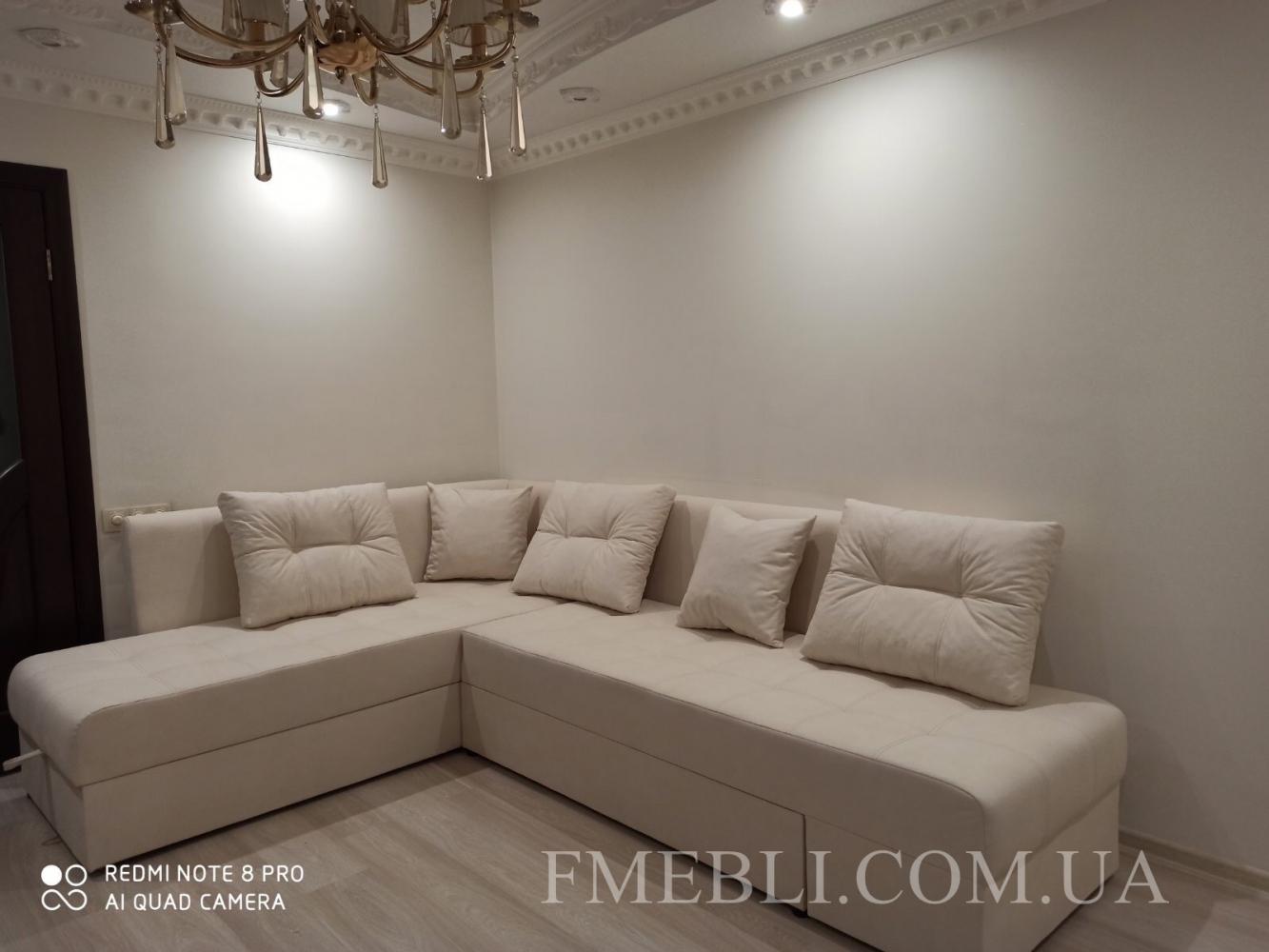 Кутовий диван Преміум + Відеоогляд 5