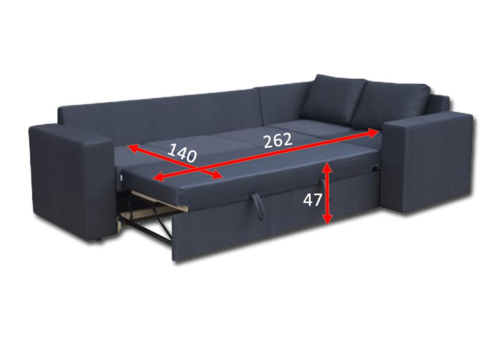 Кутовий диван Чікаго 31-В 1