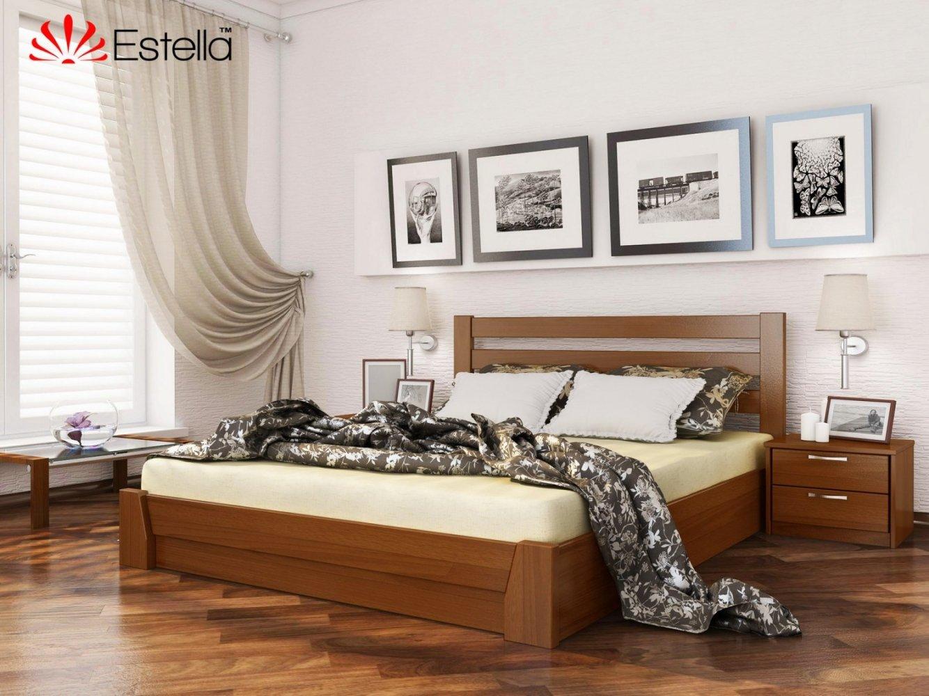 Ліжко Селена з підйомником 8