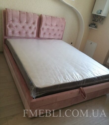 Ліжко Скарлет + Відеоогляд 6