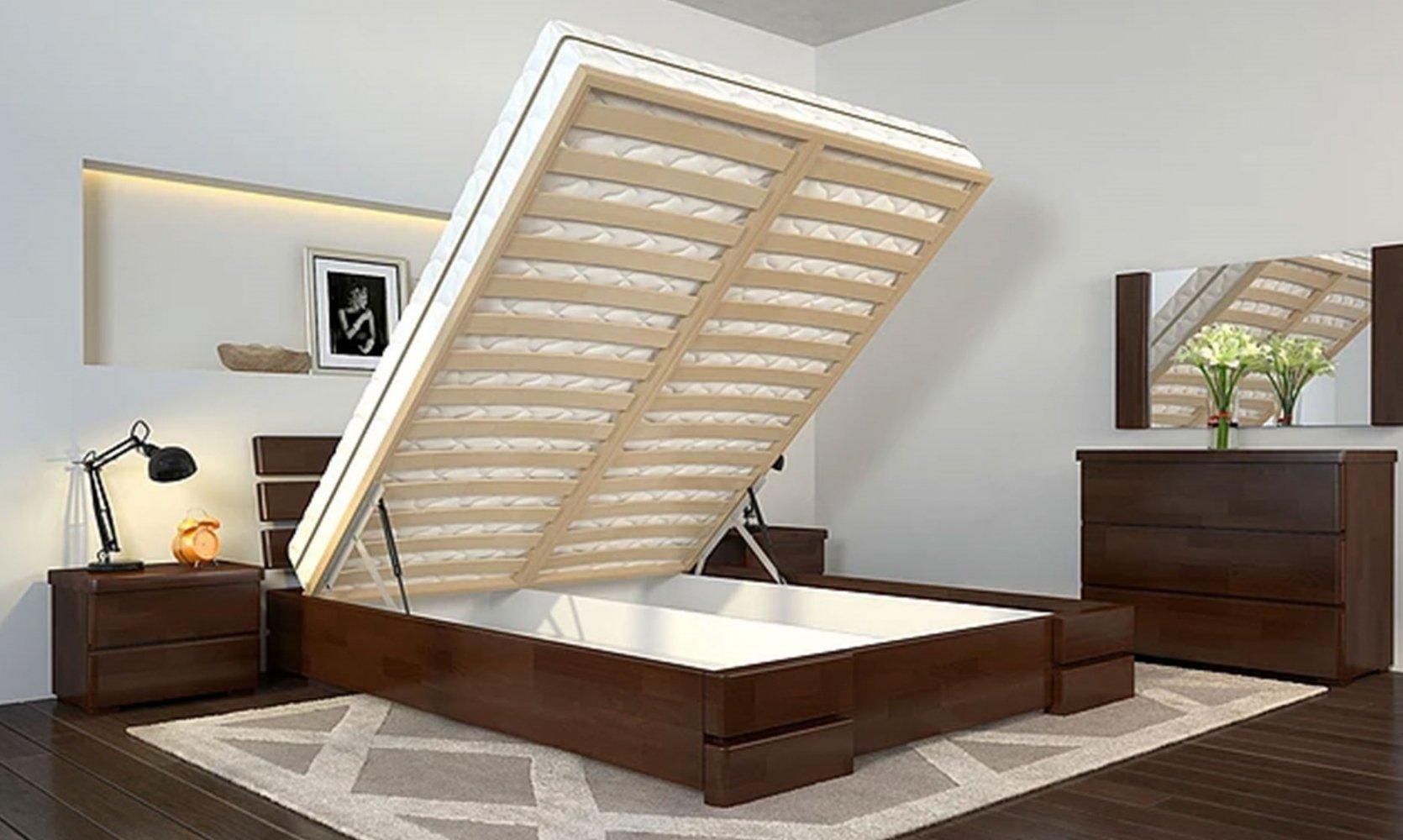 Кровать Дали Люкс з подъемным механизмом 6