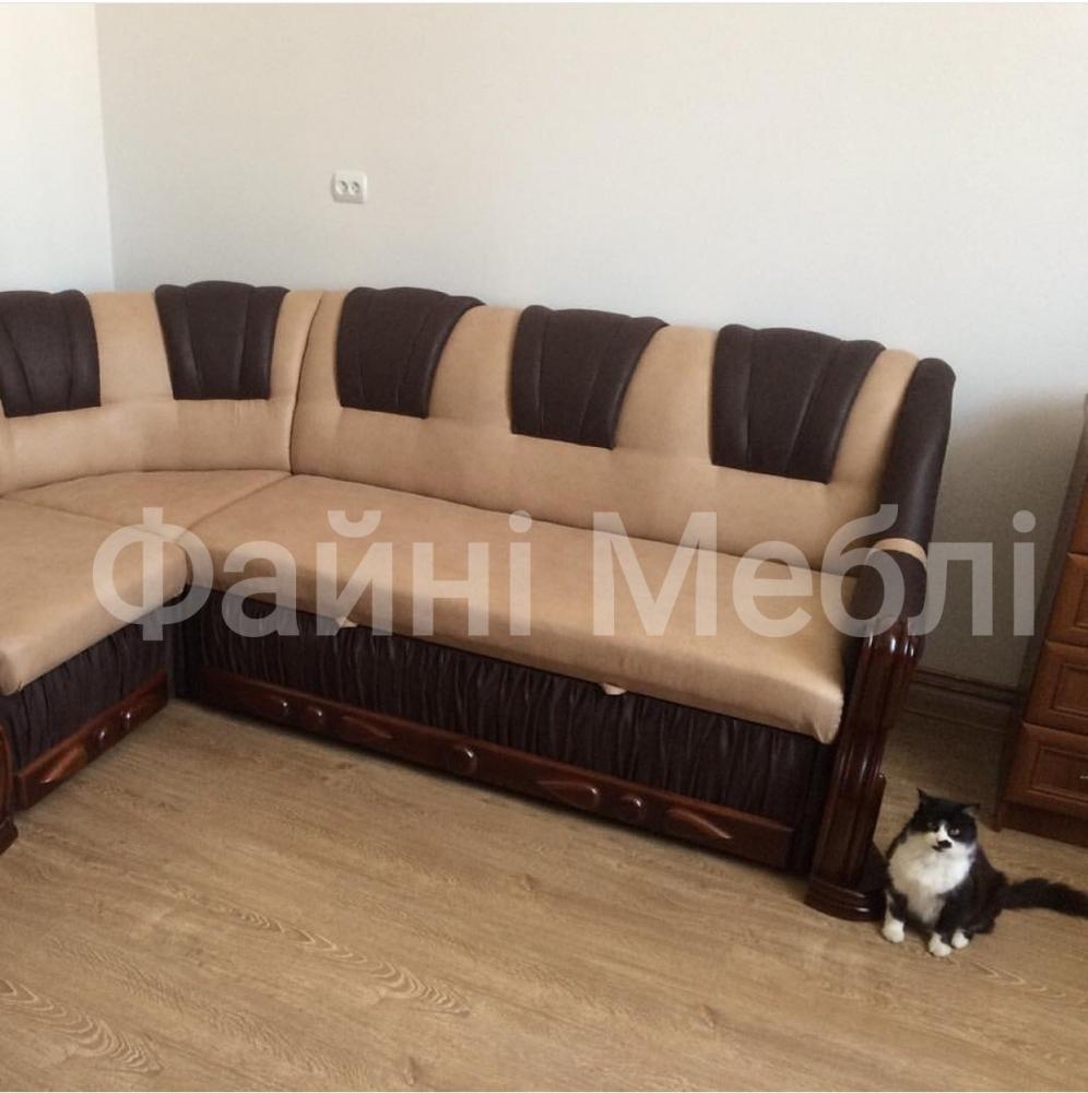 Угловой диван Шик 5
