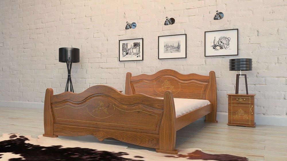 Кровать Мальва Премиум 7