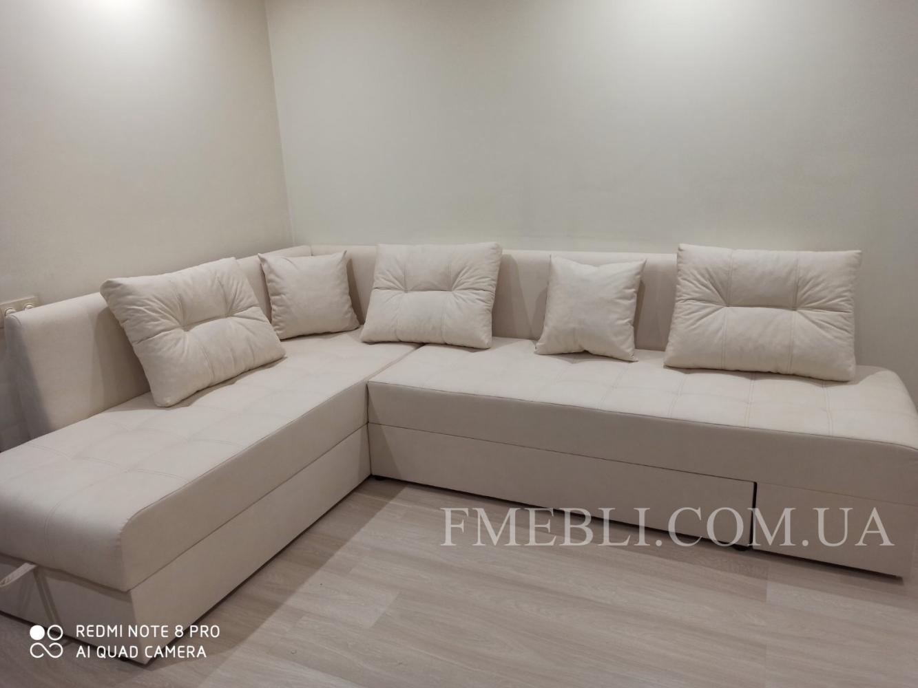 Кутовий диван Преміум + Відеоогляд 4