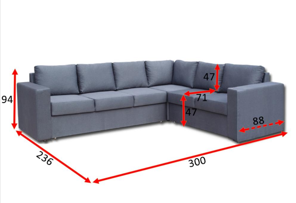 Угловой диван Чикаго 32-А 1