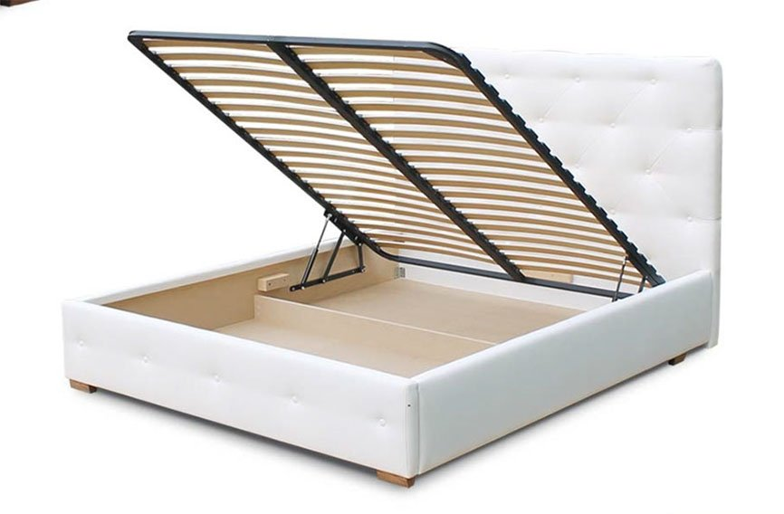 Ліжко Лафеста з підйомним механізмом 0