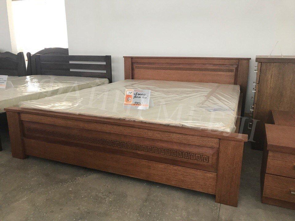Ліжко ЕЛІТ NEW 4