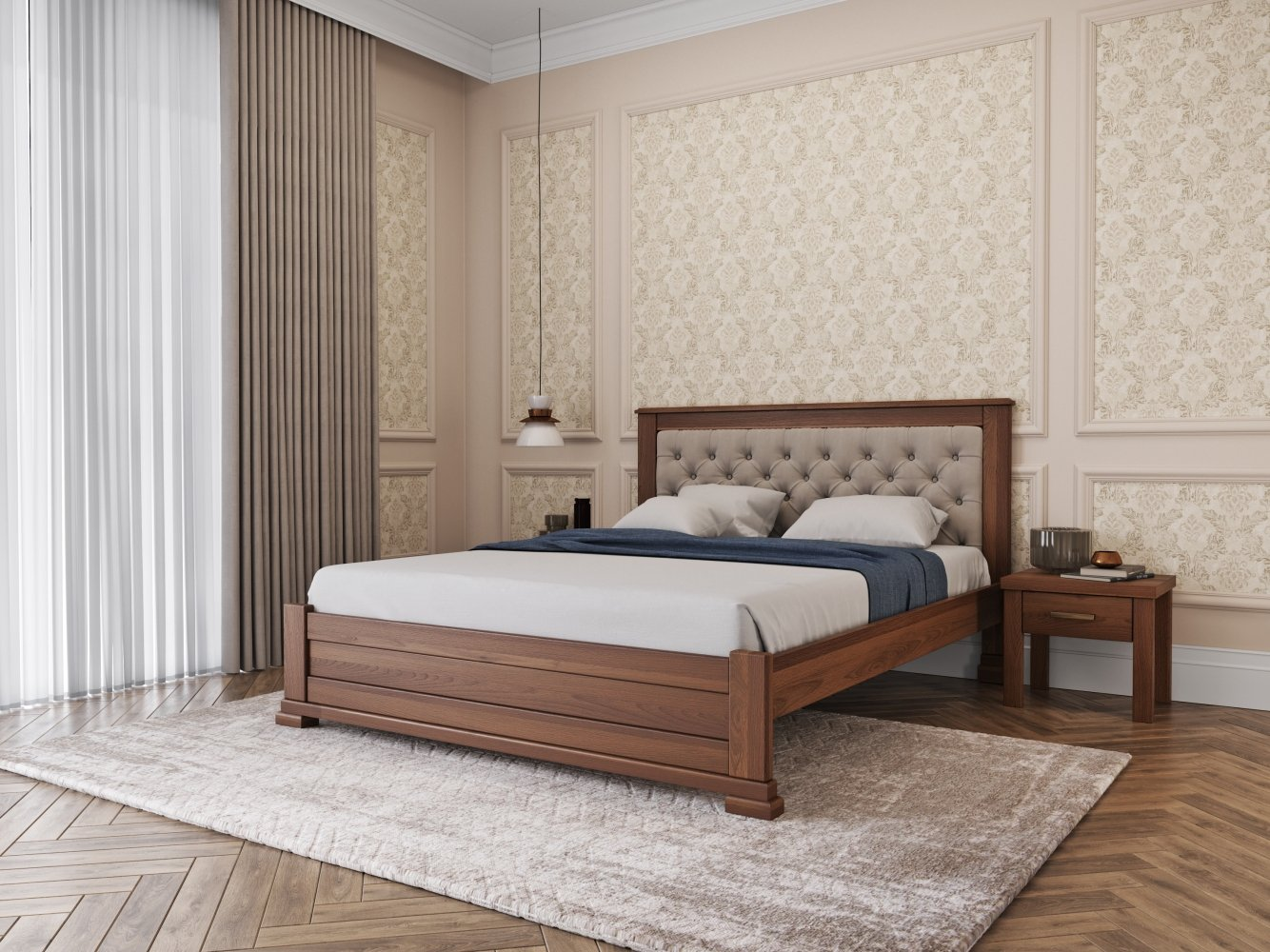 Ліжко Лорд М50 ЛЕВ 16