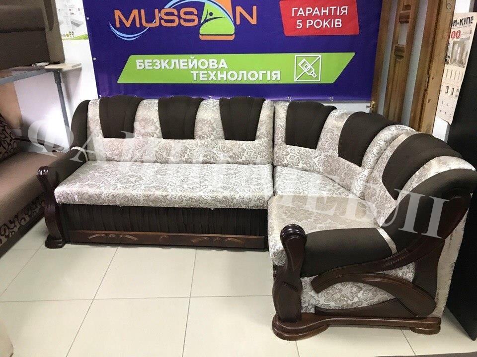 Угловой диван Шик 1