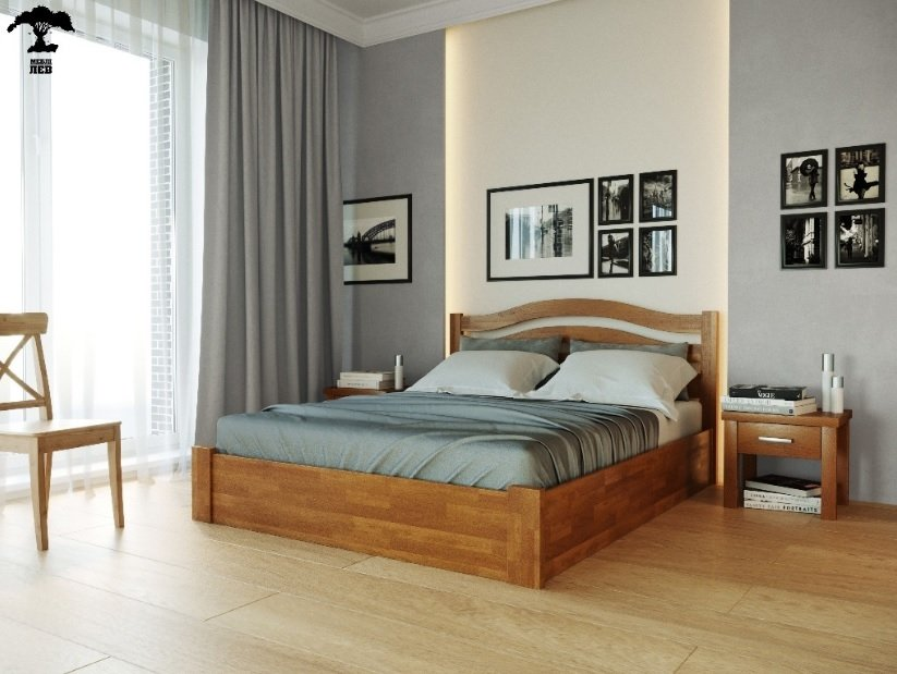 Кровать Афина Нова с механизмом 5