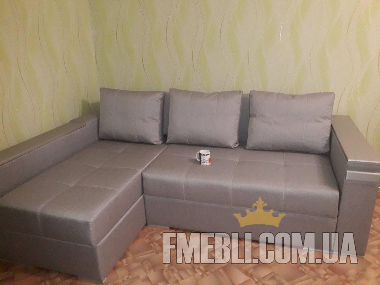 Кутовий диван Легінь 2 +Відеоогляд 0