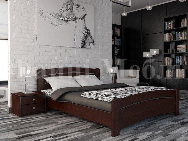 Ліжко Венеція Люкс / Серія Вега 17
