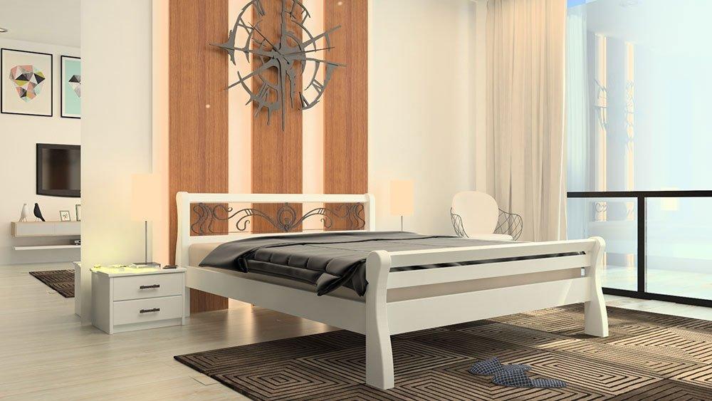 Кровать Ретро + Ковка 6