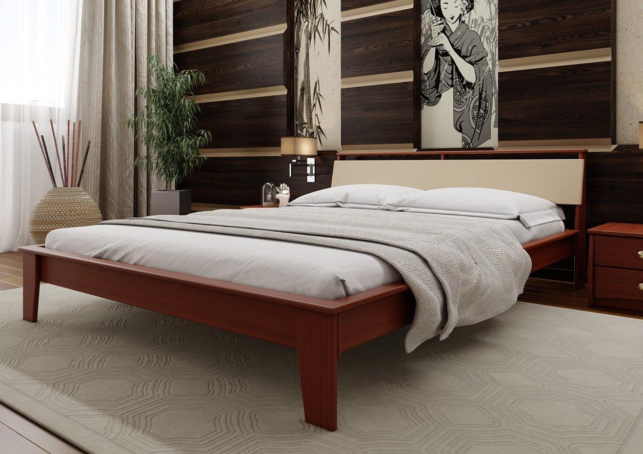 Ліжко Венеція + М'яка вставка 1