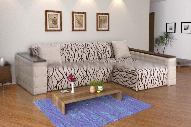 Угловой диван Модерн  7