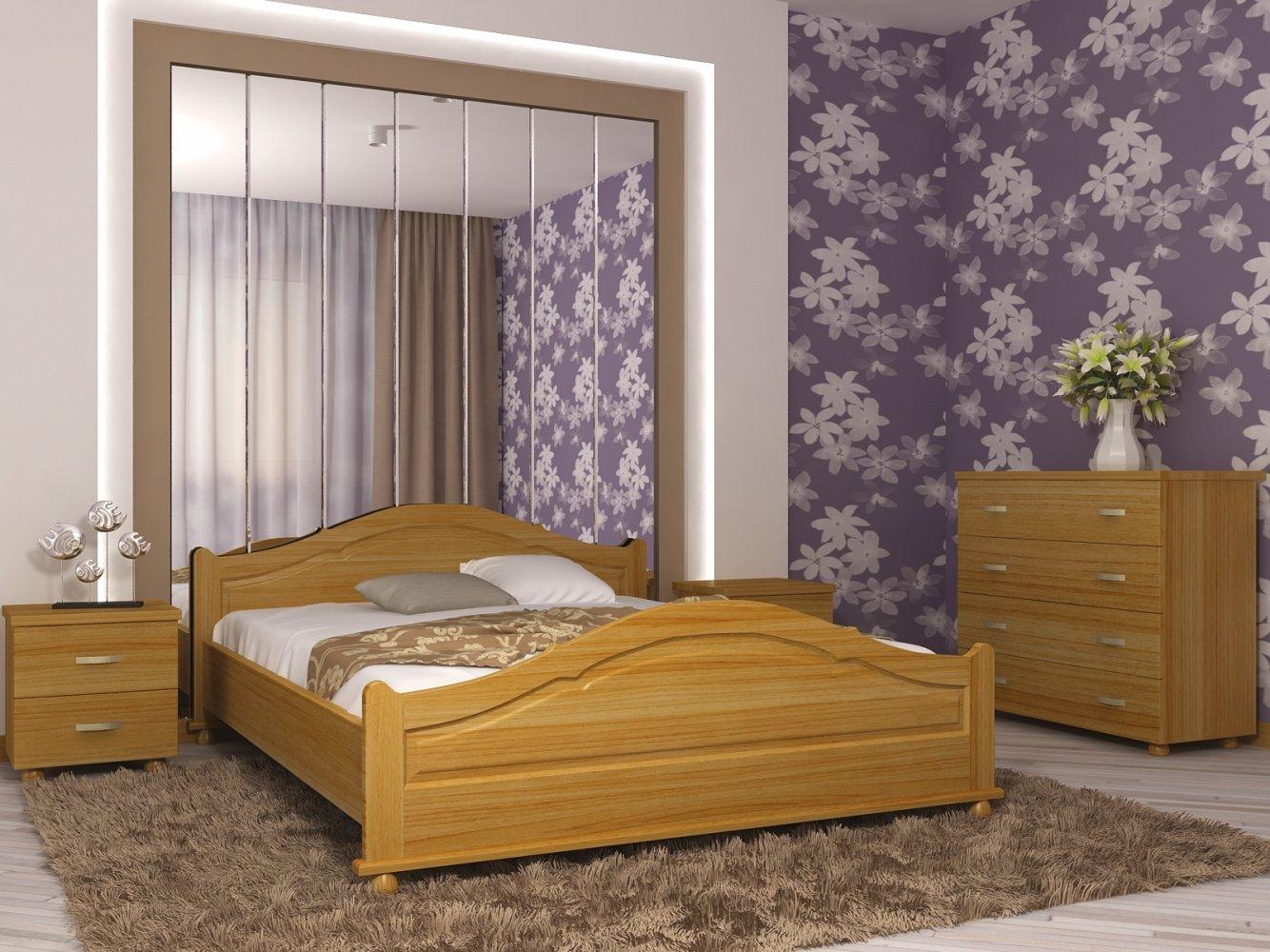 Ліжко Орхідея 7