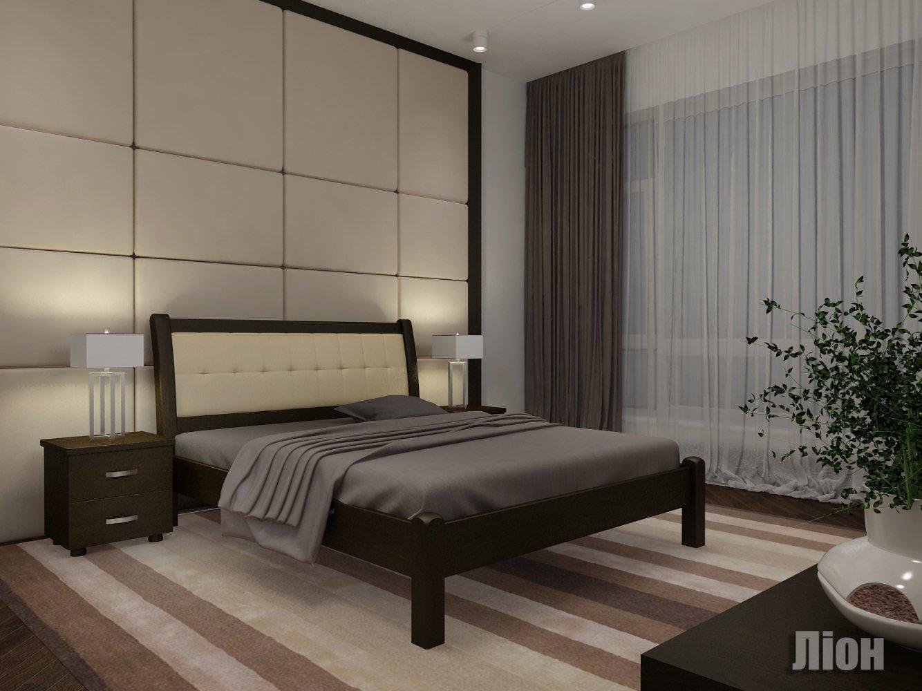 Кровать Лион + Подъемник 5