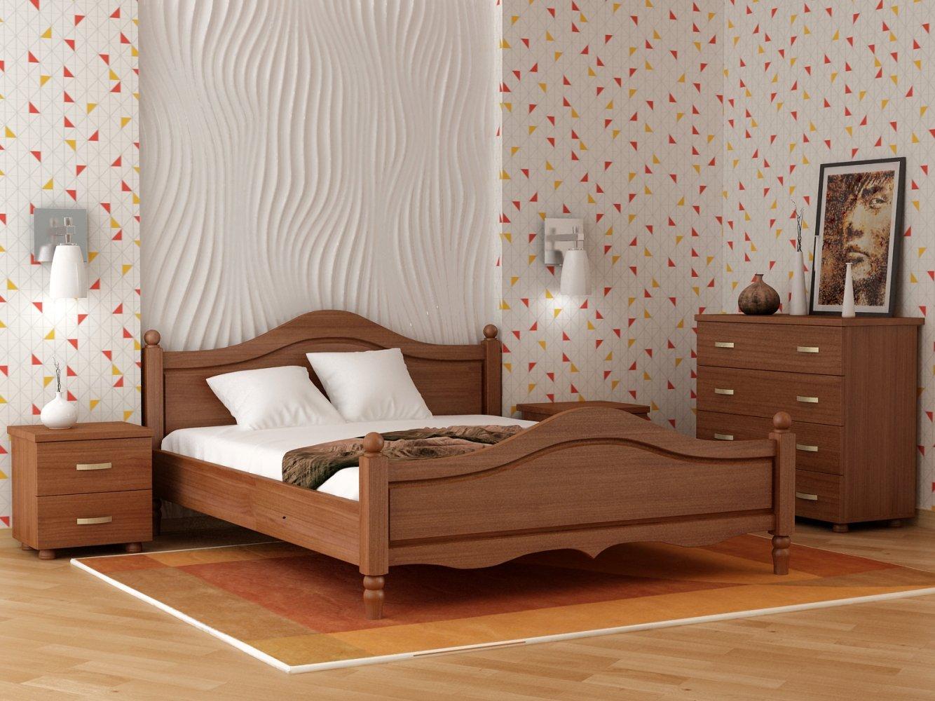 Кровать Лаванда 0