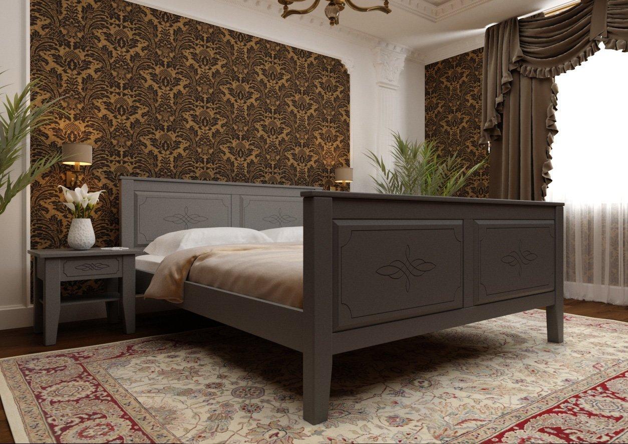 Кровать Майя ( высокое изножье) 1
