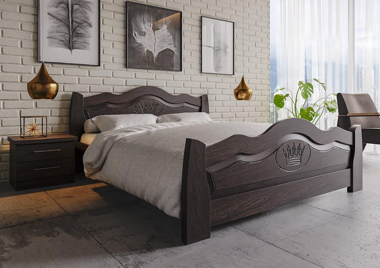 Кровать Корона 4