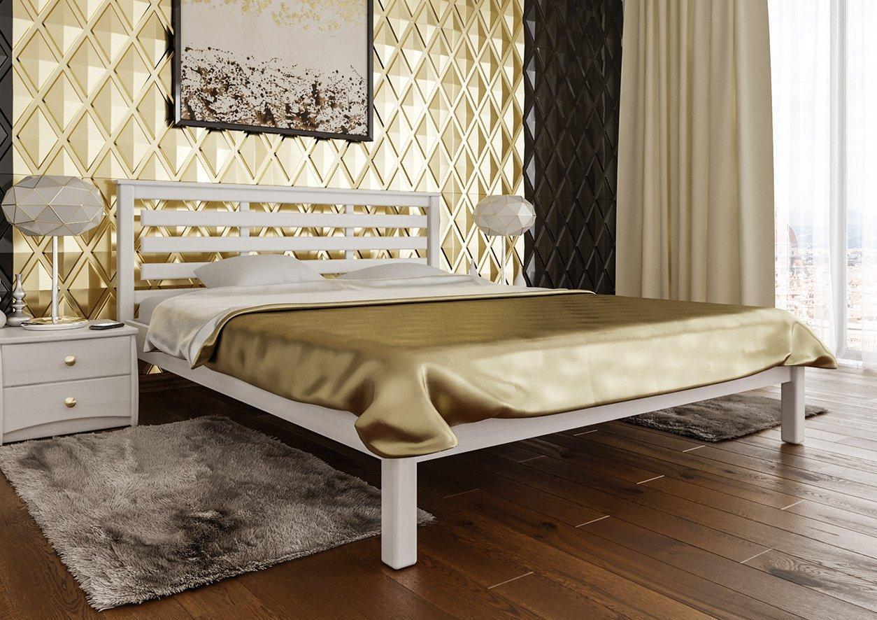 Ліжко Модерн (тверда спинка) 2