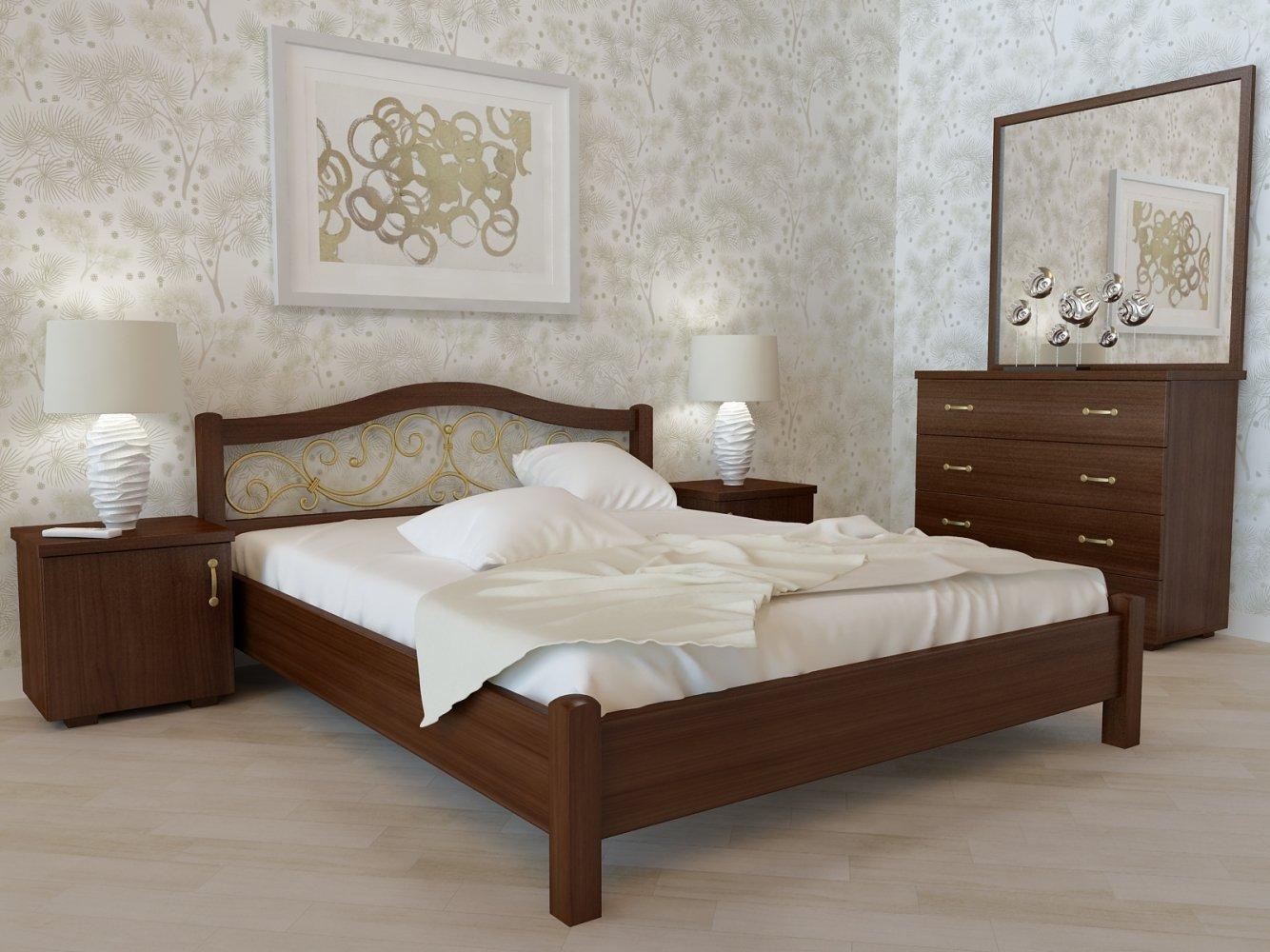 Ліжко Ліза 4