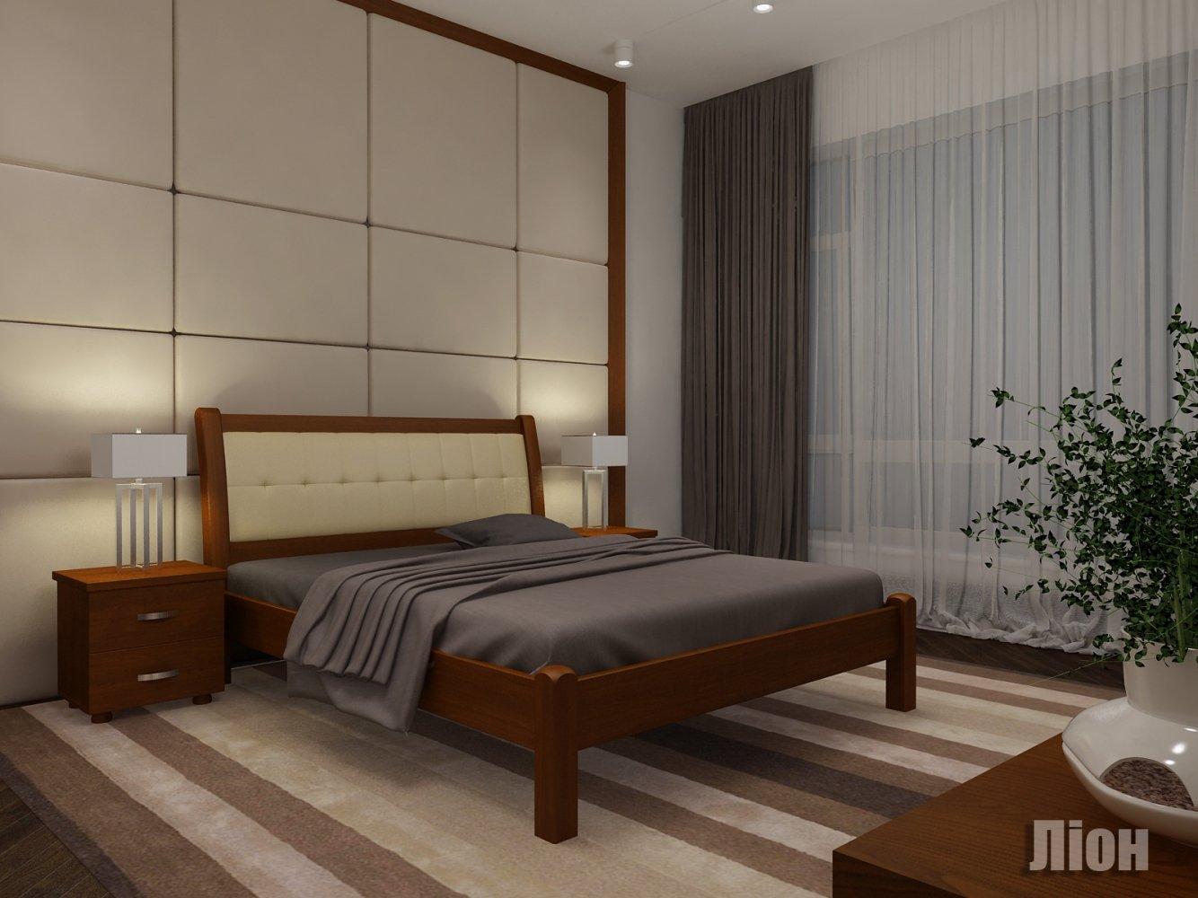 Кровать Лион + Подъемник 8