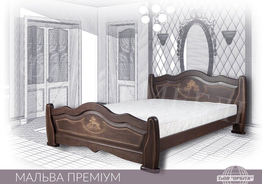 Кровать Мальва Премиум 13