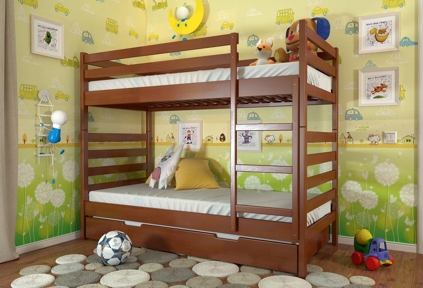 Двухьярусная кровать Рио 0