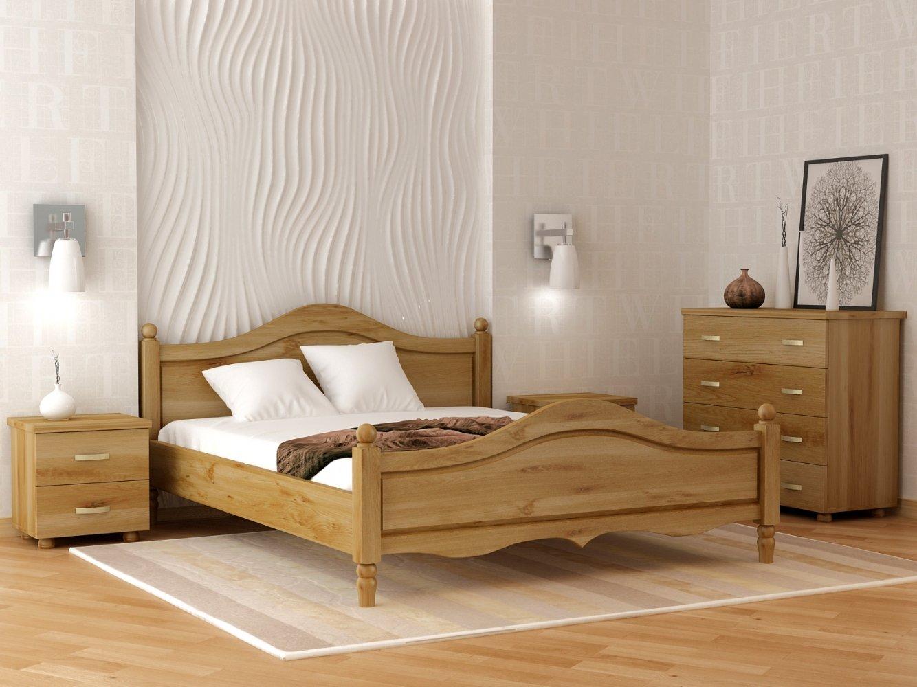 Кровать Лаванда 4