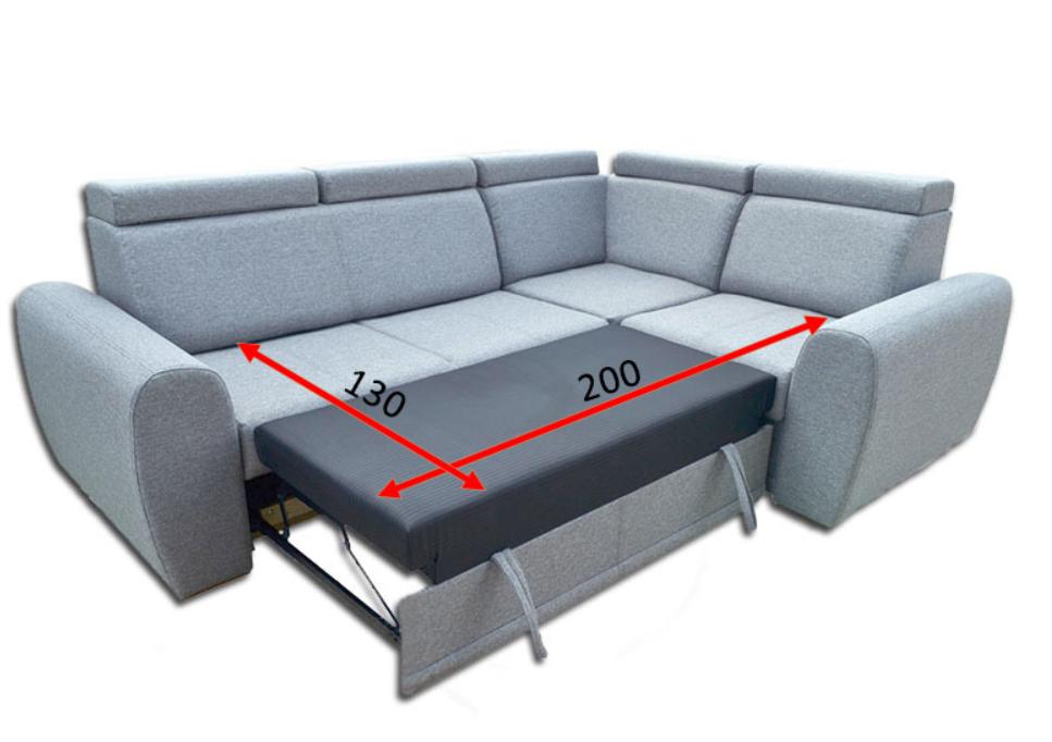 Кутовий диван Метро 4